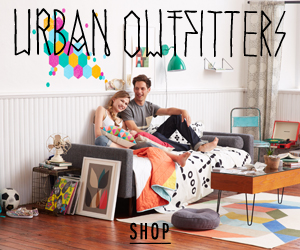 Urban Outfitters Apartment Section