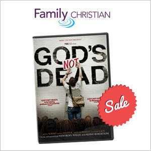 God's Not Dead on Sale Now!