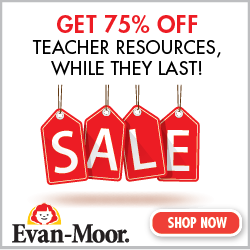 Get 75% off teacher resources