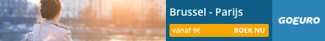 Go Euro - Brussels to Amsterdam