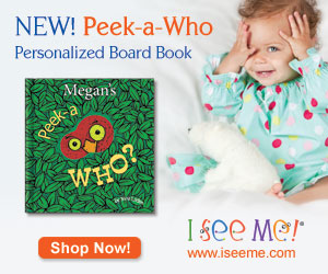 I See Me - Personalized Books