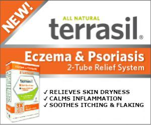 terrasil eczema-psoriasis system