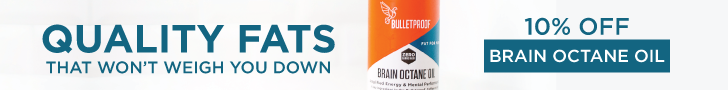 Bulletproof Product of the Month