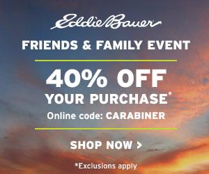 Eddie Bauer Promo Code 40% Off