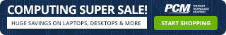 Computing Super Sale! 320x50