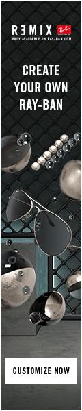Ray Ban Remix Customizable Sunglasses