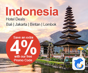 Ctrip Indonesia Hotel 4% Discount
