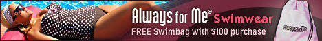 Always For Me Plus Size Swimwear
