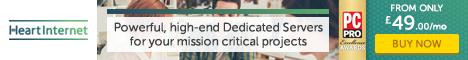Heart Internet Dedicated Server Specials