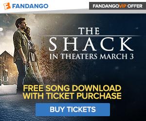 Fandango - The Shack GWP