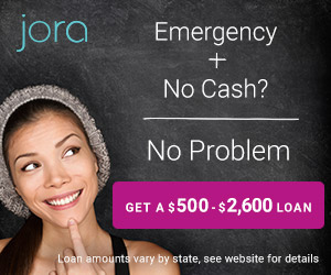 Jora, Loan, Online Loan, Emergency Loan