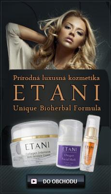 ETANI Prírodná lekárska kozmetika