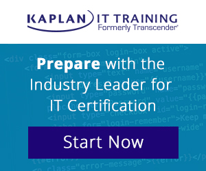 Prepare with the industry leader for IT certification