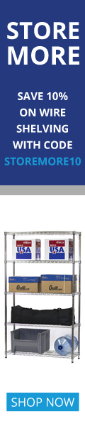 120x600 Store More 10% OFF Coupon