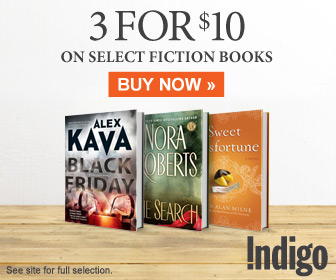 3 For $10 on Select Fiction Books!
