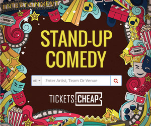Comedy Event Tickets - Pick your seat at Tickets.Cheap