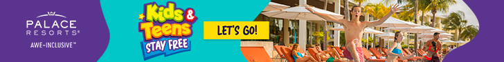 6th night free. Make up for missed travel. Up to 30% off all-inclusive luxury at Moon Palace Cancun.