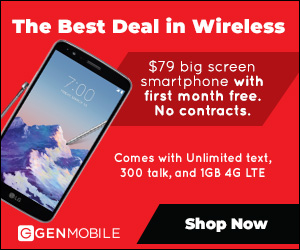 Image for $79 LG Stylo with 1st month Service FREE!
