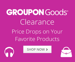 Groupon Goods Clearance