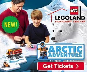 Arctic Adventure at LEGOLAND® Discovery Center Philadelphia