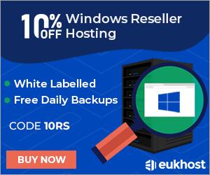 Windows Reseller Hosting