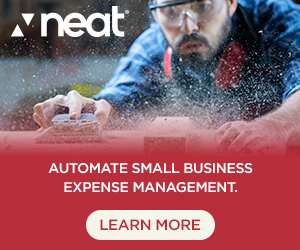 Image for Automate SMB Expense Management Red 300x250