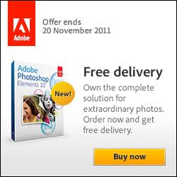Photoshop Elements & Photoshop Premiere 8 Bundle