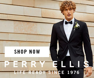 Perry Ellis - Wedding 300x250