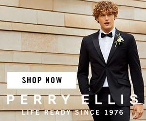 Perry Ellis - Wedding 300x250