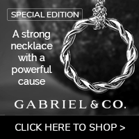 Stronger Together Necklace Fine Jewelry Banner