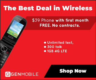 LG Smartphone and Free Service