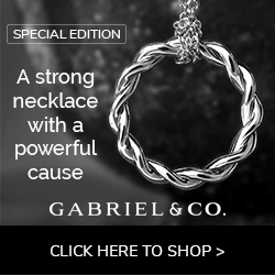 Stronger Together Necklace Fine Jewelry Banner 250 x 250
