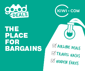 Kiwi - Cheap Flights