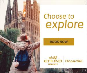 Etihad Holidays Programme