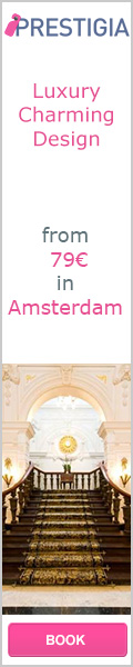 Book Amsterdam hotels at Prestigia