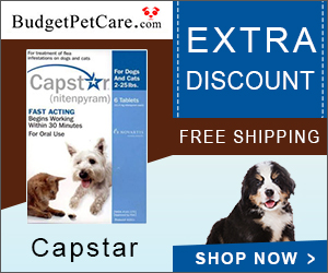 Novartis Capstar Flea Small Dogs with Extra 5% Discount & Free Shipping
