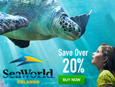 SeaWorld Orlando - Save Over 20% on Tickets!