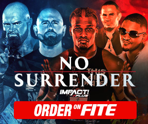 IMPACT Wrestling 'No Surrender': How To Watch, Live Stream, Match Card 1