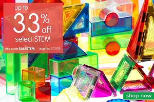 Save Up To 33% OFF STEM PRODUCTS & Get Free Shipping On Orders Over $99 Using Code: SALESTEM - Expir