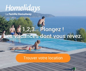 Location homelidays Vacances France