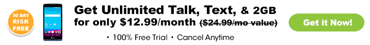 freedompop , Get Unlimited Talk, Text, & 2GB_prepay LG Tribute 2_728x90