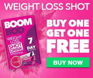 Boombod - 7 day weight loss - BOGO!
