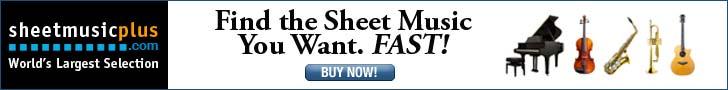 Sheet Music Plus - 900,000 titles!