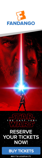 Star Wars: The Last Jedi Tickets