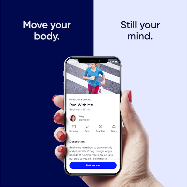 Aaptiv - Move your body. Still your mind.