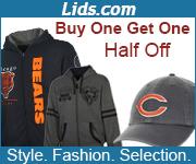 Buy One Get One Half Off lids.com!