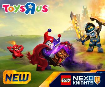 Lego - Nexo Knights