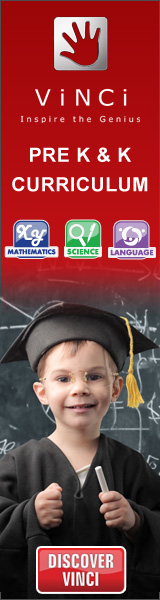 160x600 Inspire The Genius In Your Child