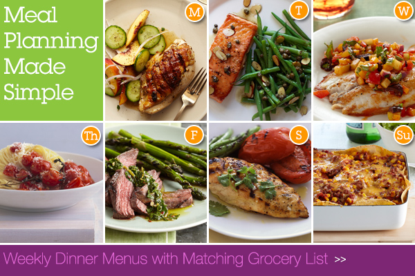 Meal Planning Made Simple
