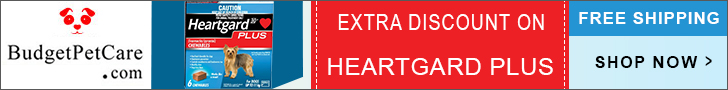 Buy Heartgard Plus Chews with 5% Extra Off & Free Shipping